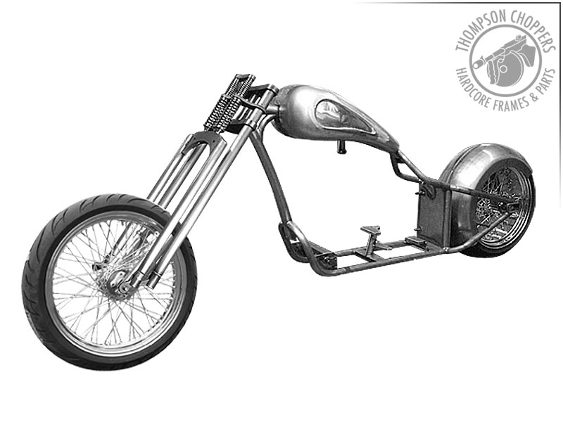 Rollers - Rolling Motorcycle Chassis