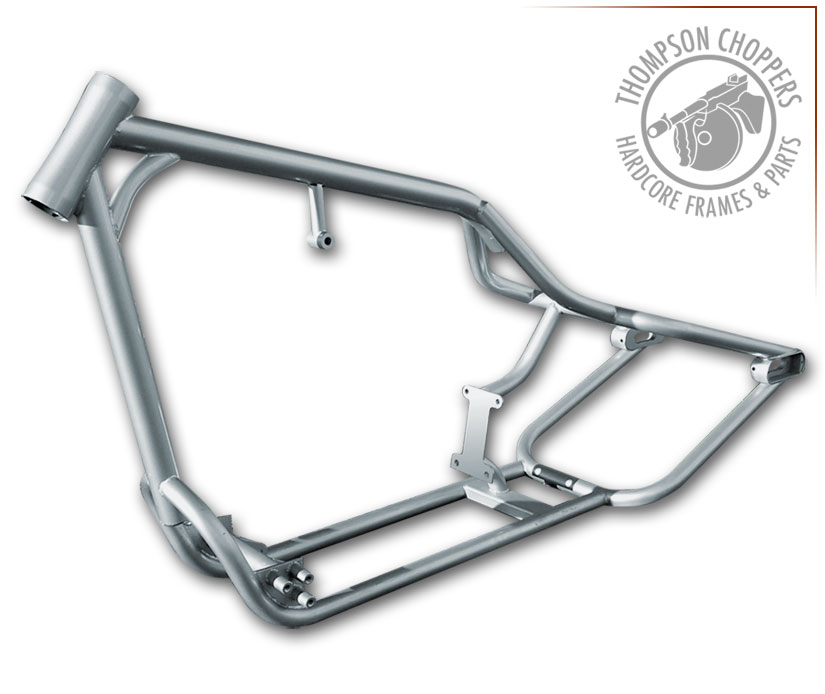 Motorcycle and Chopper Frames